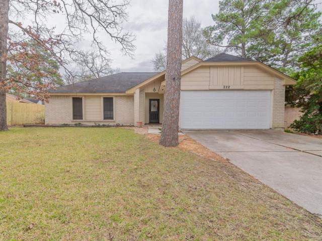 222 Bedford Lane, Conroe, TX 77303 (MLS #29103126) :: Texas Home Shop Realty