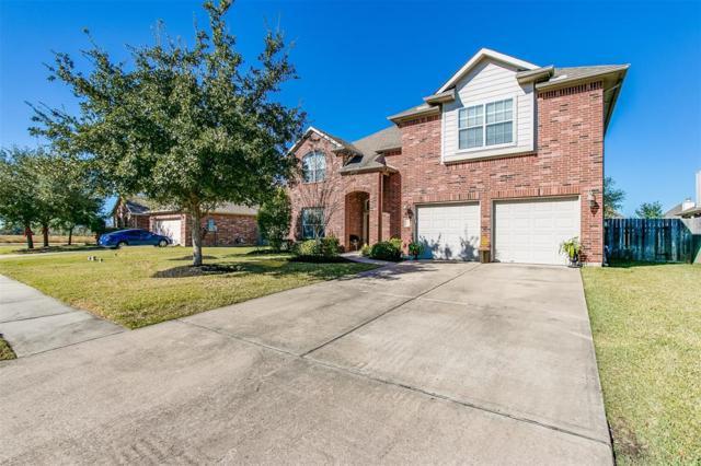 1757 Silver Bend Drive, Dickinson, TX 77539 (MLS #29338826) :: Texas Home Shop Realty