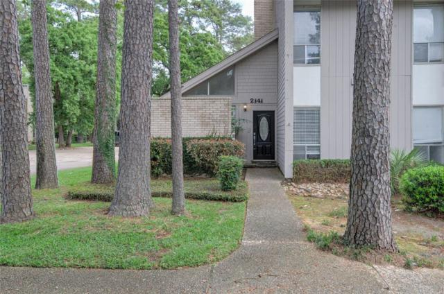 2141 Lake Village Drive, Houston, TX 77339 (MLS #29370622) :: Fairwater Westmont Real Estate