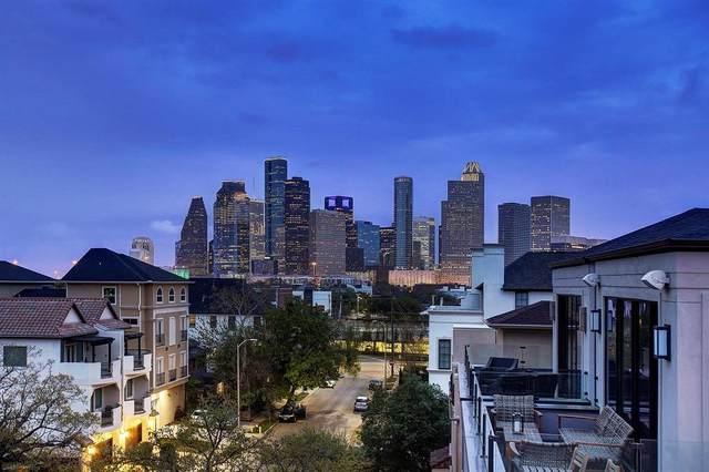 415 W Bell Street, Houston, TX 77019 (MLS #29399845) :: Lerner Realty Solutions