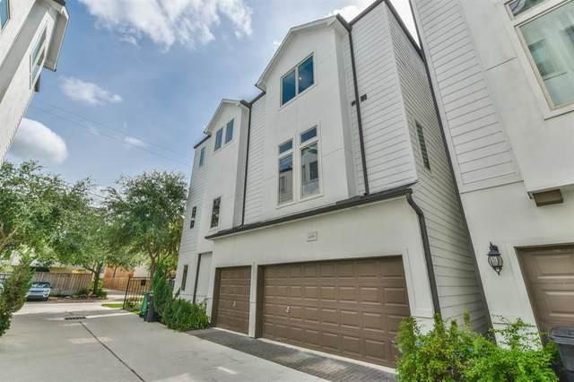 1215 W 25th Street F, Houston, TX 77008 (MLS #29434378) :: Giorgi Real Estate Group