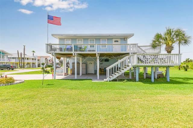 4127 San Jacinto Drive, Galveston, TX 77554 (MLS #29441749) :: My BCS Home Real Estate Group