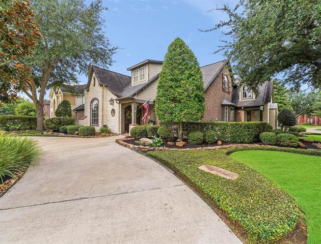 2727 Masters Drive, League City, TX 77573 (MLS #29448068) :: The SOLD by George Team