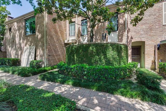 2323 Bering Drive #4, Houston, TX 77057 (MLS #29496610) :: Texas Home Shop Realty