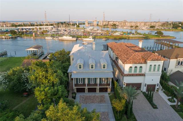 207 Blue Point Road, Clear Lake Shores, TX 77565 (MLS #30122140) :: The Freund Group