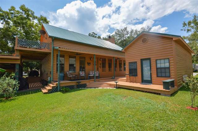 180 Marina Drive, Coldspring, TX 77331 (MLS #30280857) :: Texas Home Shop Realty