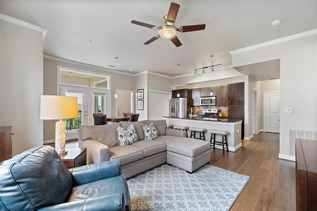 300 St Joseph Parkway #324, Houston, TX 77002 (MLS #30330696) :: The SOLD by George Team