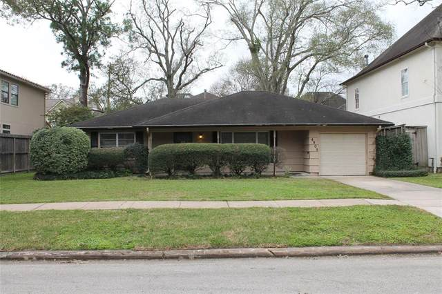 4905 Tamarisk Street, Bellaire, TX 77401 (MLS #30631915) :: The SOLD by George Team
