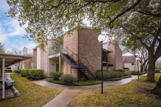 8100 Cambridge Street #45, Houston, TX 77054 (MLS #30954463) :: Team Parodi at Realty Associates