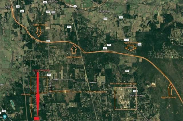 2 Whippoorwill Farms Road, Navasota, TX 77868 (MLS #30958505) :: Michele Harmon Team
