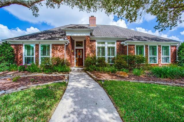 16406 Heather Bend Court, Pasadena, TX 77059 (MLS #31008115) :: The SOLD by George Team