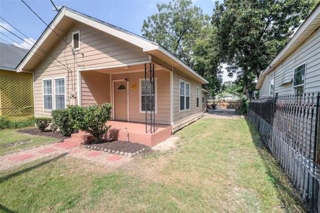 7107 Avenue K, Houston, TX 77011 (MLS #31135074) :: Giorgi Real Estate Group