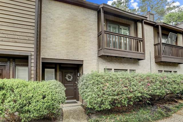 11711 Memorial Drive #653, Houston, TX 77024 (MLS #31163975) :: The SOLD by George Team