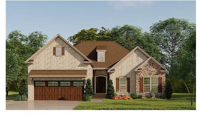 3603 Emerson Drive, Montgomery, TX 77356 (MLS #3138000) :: TEXdot Realtors, Inc.