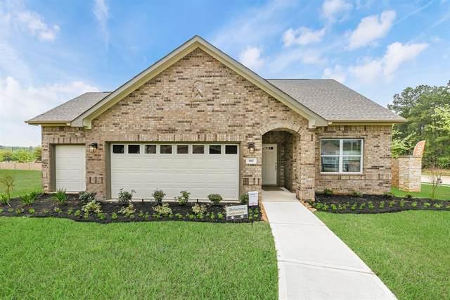 12345 N Chestnut Hills Drive, Conroe, TX 77303 (MLS #31547135) :: The Home Branch