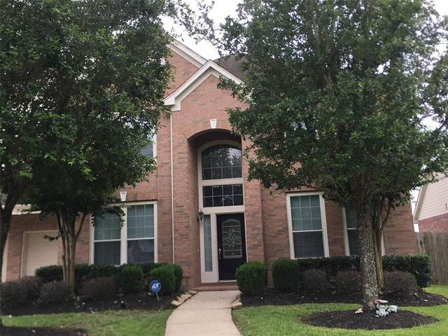 16823 Gentle Stone Drive, Houston, TX 77095 (MLS #31553849) :: The SOLD by George Team