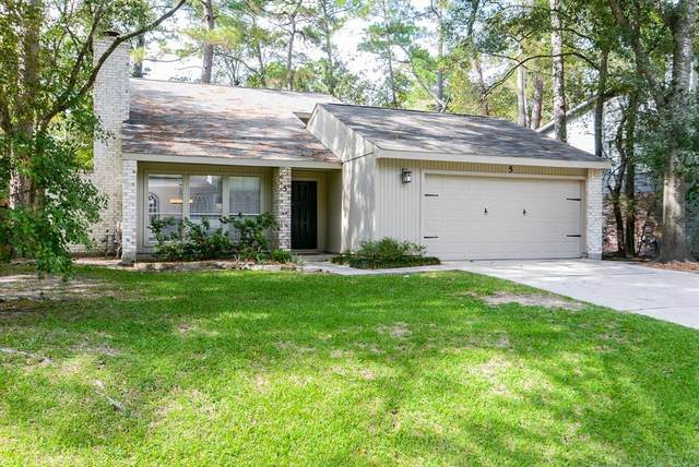 5 Maple Branch Street, The Woodlands, TX 77380 (MLS #31592607) :: The SOLD by George Team