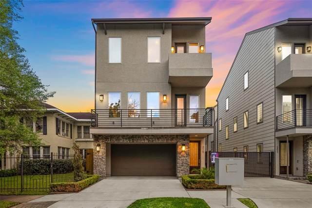 215 Avondale Street, Houston, TX 77006 (MLS #31638883) :: Ellison Real Estate Team