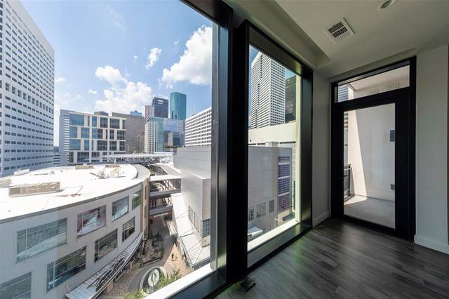 1211 Caroline Street #808, Houston, TX 77002 (MLS #31650086) :: The SOLD by George Team