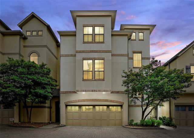 2217 Nantucket Drive B, Houston, TX 77057 (MLS #31806025) :: The SOLD by George Team