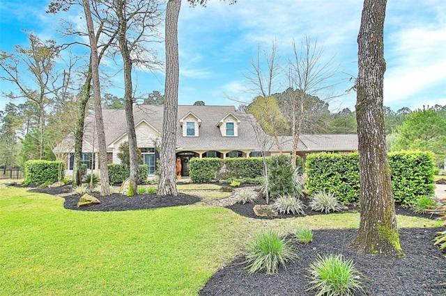 9703 Azure Lake Drive, Magnolia, TX 77354 (MLS #32136527) :: Giorgi Real Estate Group