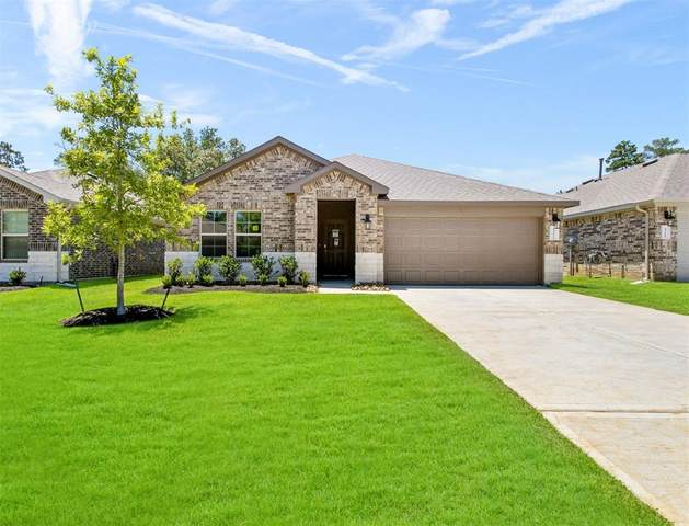2322 Strong Horse, Conroe, TX 77301 (MLS #32159228) :: The Home Branch