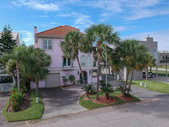 3403 Muscatee Circle, Galveston, TX 77554 (MLS #32346491) :: Guevara Backman