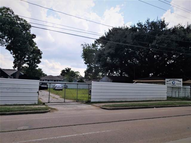 3916 Irvington Boulevard, Houston, TX 77009 (MLS #3237714) :: The Home Branch