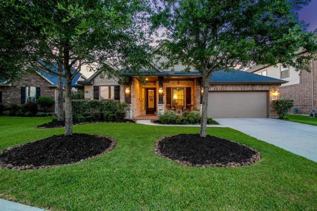 17218 Grayton Edge Court, Humble, TX 77346 (MLS #32443161) :: The SOLD by George Team
