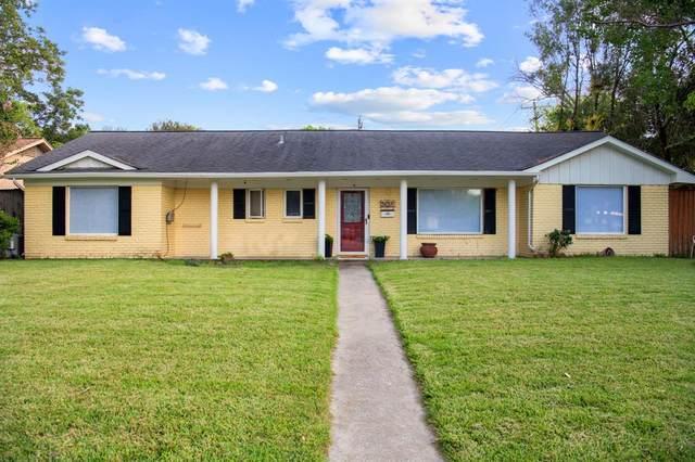 9651 Meadowglen Lane, Houston, TX 77063 (MLS #32449704) :: Caskey Realty