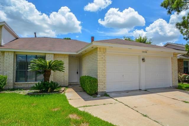 1406 Vickery Drive, Sugar Land, TX 77498 (MLS #32489999) :: Ellison Real Estate Team