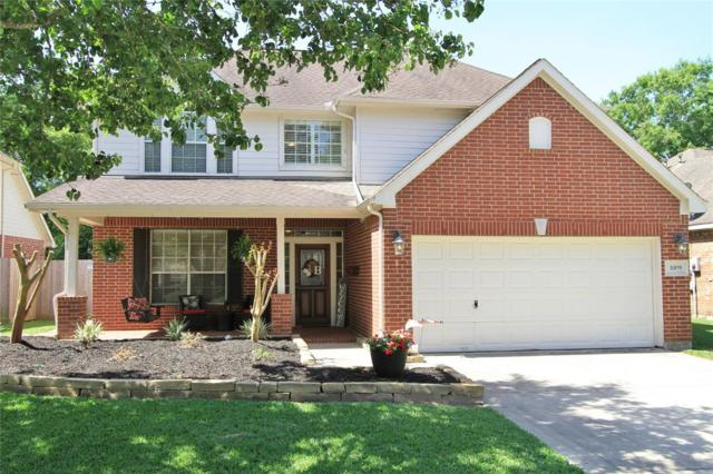 3211 Seasons Trail, Kingwood, TX 77345 (MLS #32499566) :: Texas Home Shop Realty