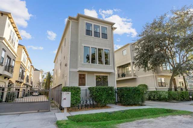 1320 W 25th Street A, Houston, TX 77008 (MLS #32633501) :: Homemax Properties