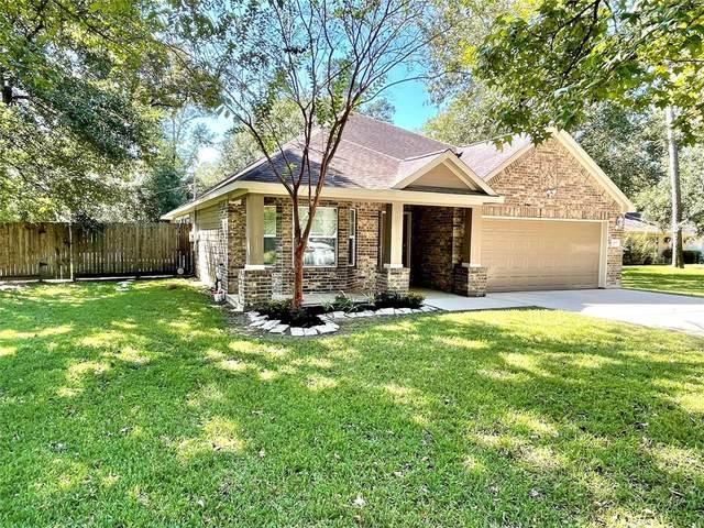 7307 Ramblewood Drive, Magnolia, TX 77354 (MLS #3275131) :: Michele Harmon Team