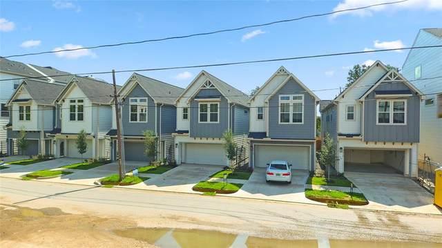 4611 Maxie Street, Houston, TX 77007 (MLS #32774920) :: Caskey Realty