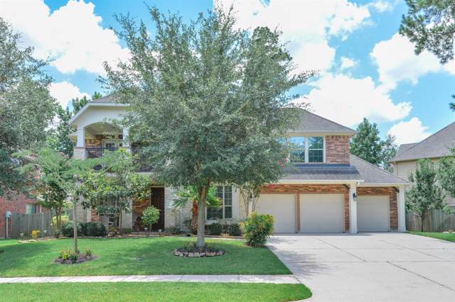 107 Forest Valley Bend Bend, Conroe, TX 77384 (MLS #32862503) :: Giorgi Real Estate Group