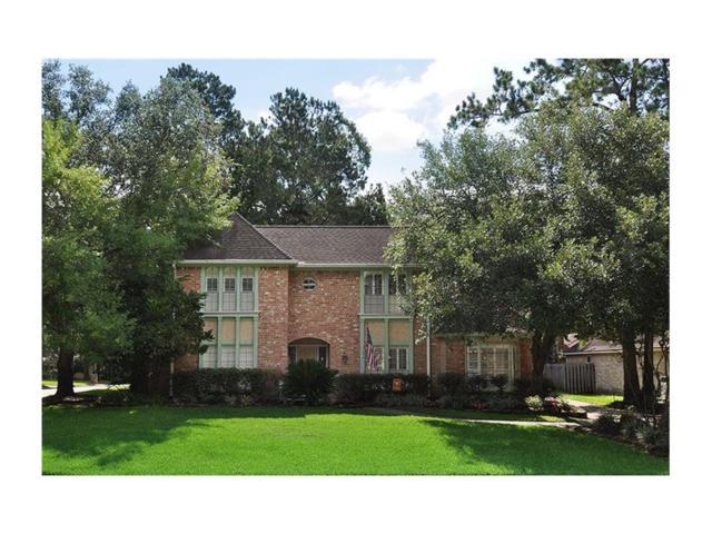 2510 Big Cedar Drive, Kingwood, TX 77345 (MLS #3289164) :: Giorgi Real Estate Group