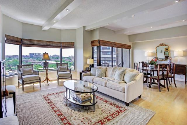 2001 Holcombe Boulevard #703, Houston, TX 77030 (MLS #33111348) :: Giorgi Real Estate Group
