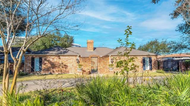 7502 Creekwood Drive, Houston, TX 77063 (MLS #3312409) :: The Property Guys