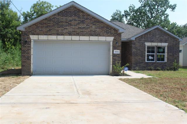 4214 Knoxville Street, Houston, TX 77051 (MLS #33179078) :: The SOLD by George Team