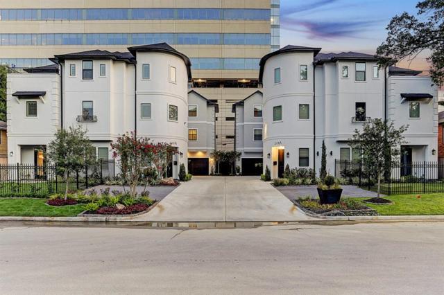 2115 Sheridan Street B, Houston, TX 77030 (MLS #33318764) :: The Sansone Group
