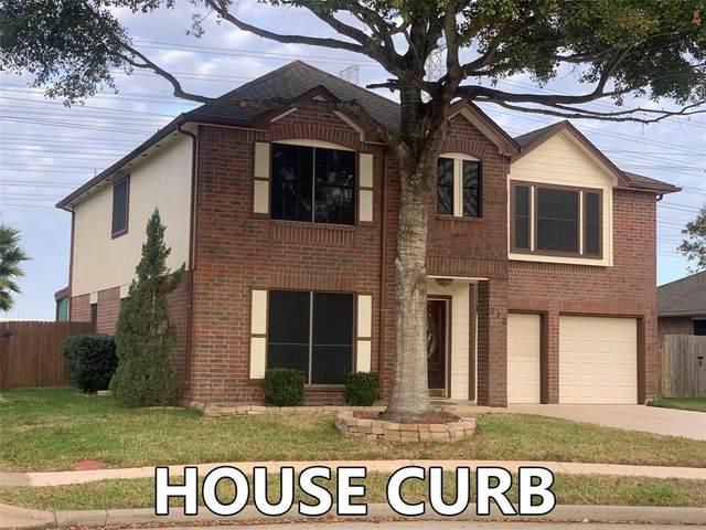 522 Oak Briar Drive, Kemah, TX 77565 (MLS #33418271) :: Michele Harmon Team