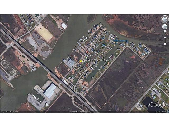 0 Shark Lane, Surfside Beach, TX 77541 (MLS #33461144) :: The SOLD by George Team