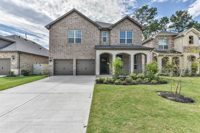 9812 Sweet Flag Court, Conroe, TX 77385 (MLS #33486702) :: The Home Branch