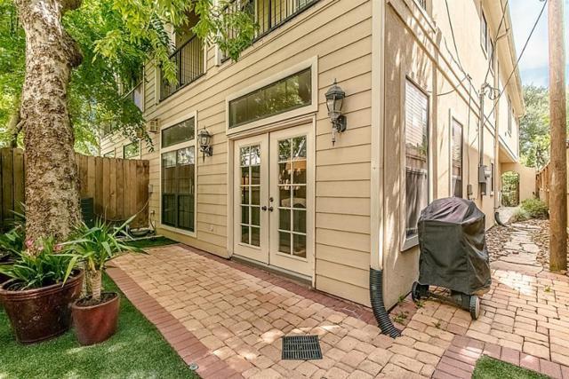 1212 Crocker Street, Houston, TX 77019 (MLS #33534262) :: Fanticular Real Estate, LLC