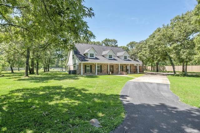 14203 Decker Drive, Magnolia, TX 77355 (MLS #33596447) :: The Wendy Sherman Team