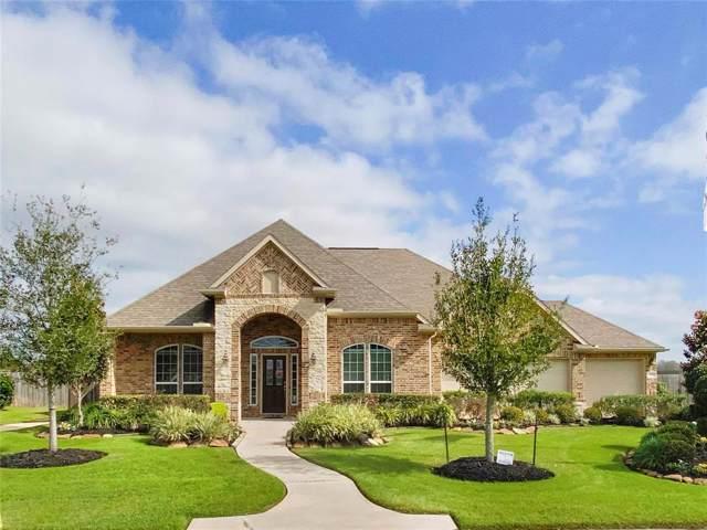 1360 Laurel Loop, Angleton, TX 77515 (MLS #33657486) :: The Jennifer Wauhob Team