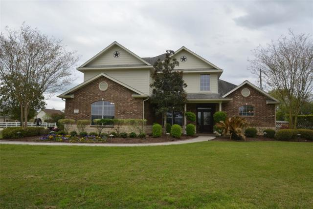 1611 Winding Canyon Court, Katy, TX 77493 (MLS #33957036) :: The SOLD by George Team