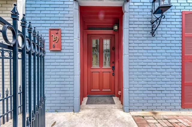 811 Lovett Boulevard #29, Houston, TX 77006 (MLS #34116660) :: Krueger Real Estate