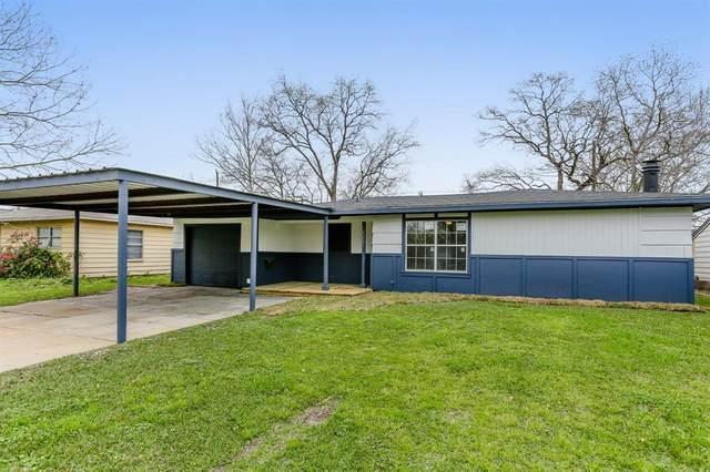 1201 Aberdeen Road, Pasadena, TX 77502 (MLS #34186421) :: The Bly Team
